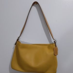 Vintage Coach shoulder bag